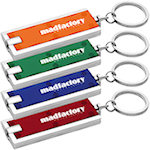 Rectangular Key Light Keychains